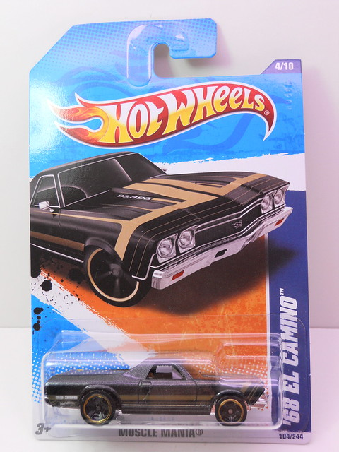 hot wheels '68 el camino (1)