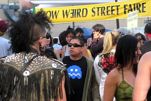 How Weird Street Faire by dyannaanfang