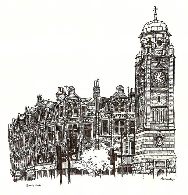 crouch end, london