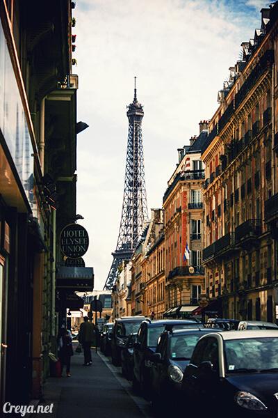 2016.10.09 | 看我的歐行腿| 艾菲爾鐵塔,五個視角看法國巴黎市的這仙燈塔 20