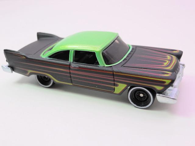 hot wheels garage '57 plymouth fury (2)