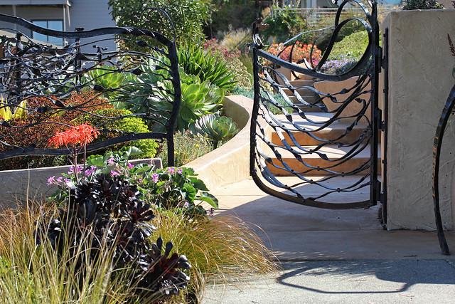 Entrance to the Wave Garden, Point Richmond