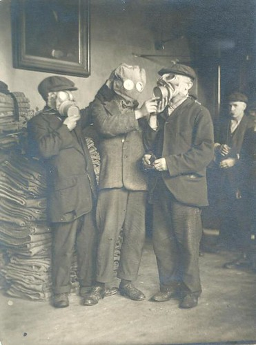 Gas Masks by TWAM - Tyne & Wear Archives & Museums
