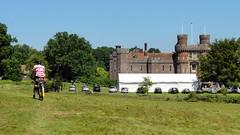 Herstmonceux Castle.