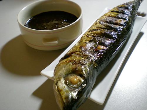 Bandong sardin panggang 1