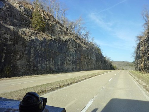 MO Landscape 33 - Hwy Z natural stone wall