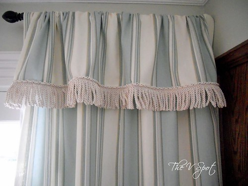 no sew drapes