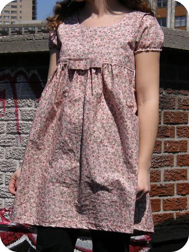 Friday - City Lawn Dress