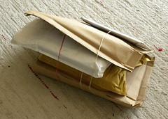 Book parcels