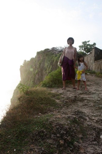 the temple of uluwatu