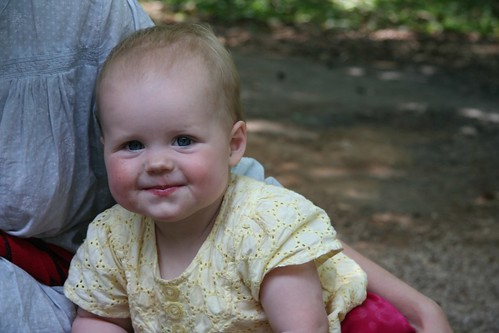 Smiley Birthday Girl