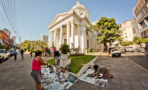 Asunción, Praguay