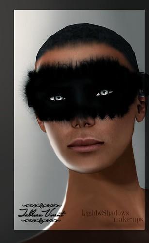 ~Tableau Vivant~ Light&Shadows~  Fur mask