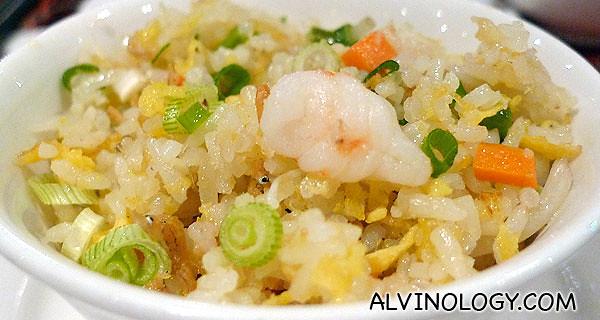 霸王海鲜炒饭