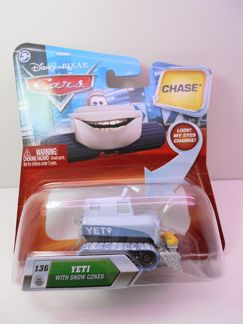 disney cars chase yeti with snow cones (1)