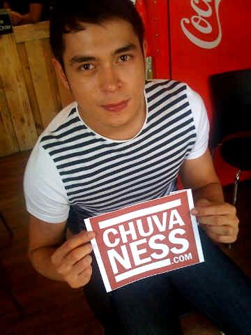 Jake Cuenca + Chuvaness