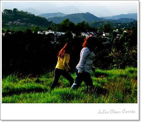 Briznas de sol by Julio César Correa