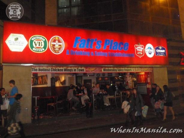 Fatt's Place Hong Kong Hannah Villasis