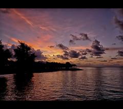 Sunrise over Ko Pha Ngan (Thailand)