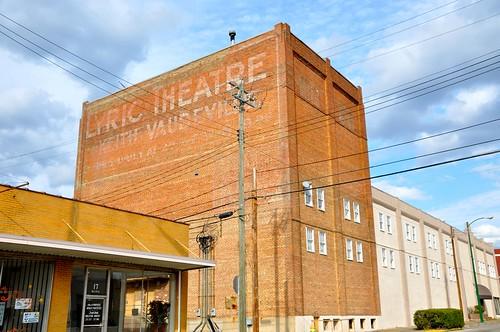 Lyric Theatre Keith Vaudeville, Anniston AL