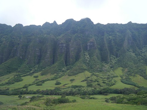 Ka'a'awa Valley by cubechick