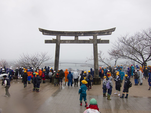 En el templo de la montaña