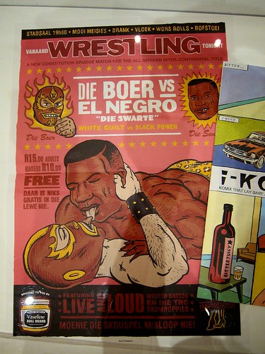 """Die Boer vs. El Negro (""""Die Swarte"""") by bloompy"""