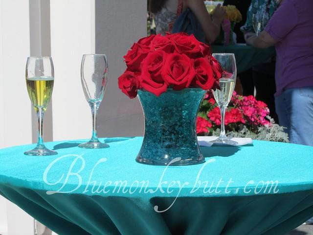 Wedding Soiree Table