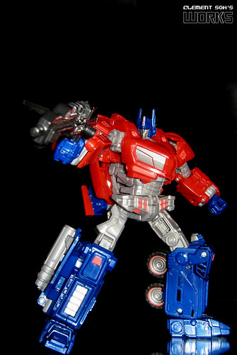 War For Cybertron Optimus Prime