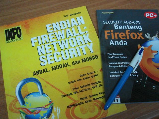 Tedi Heriyanto's Books