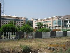 Tech-Mahindra, neighbor of Megapolis, Hinjewad...