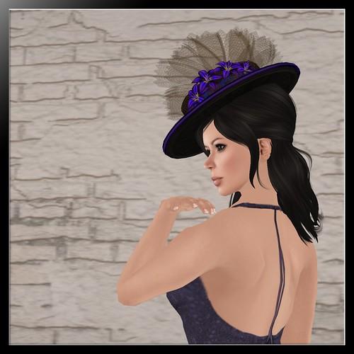 Royal Wedding - Hatpins, Magoa, Mynerva 2
