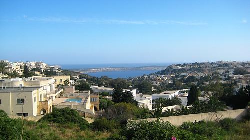 Mellieha-view
