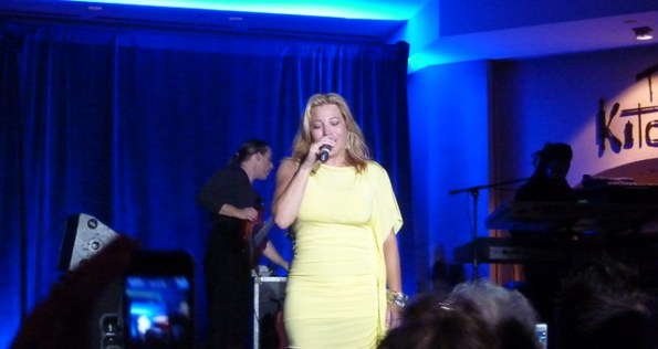 Taylor Dayne at Hard Rock Hotel's Velvet Sessions