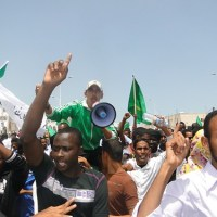Mauritania - Day of Rage - 25 April 2011
