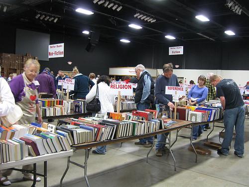 Book Sale - 4-26-11