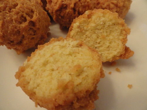 Fried Matzah Balls