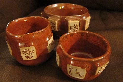 ceramics by Paul D Goodman
