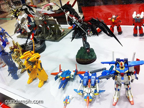 Toy Kingdom SM Megamall Gundam Modelling Contest Exhibit Bankee July 2011 (11)