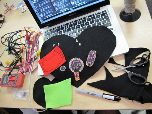 Creating my hack: big heart cat heads