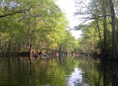 LCU on Ebenezer Creek