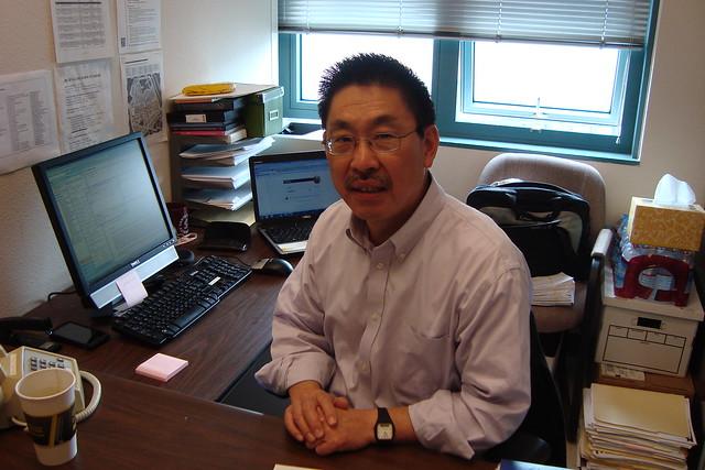 Professor Jon Funabiki
