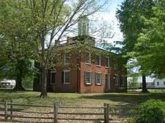 Jacinto Courthouse