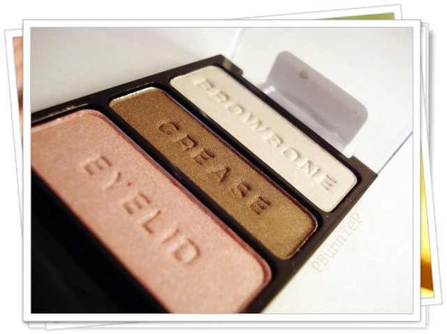 Wet 'n Wild ColorIcon Trio eyeshadow