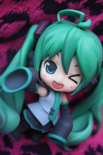 121/365- Absolute HMO Vocaloid Miku