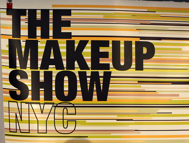 The Makeup Show NYC 2011