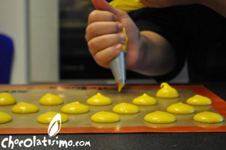Taller de Macarons en Apetit'Oh