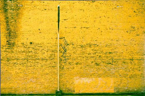 Yellow Wall & Light