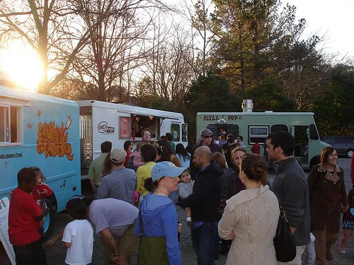 Recent Food Truck Rodeo