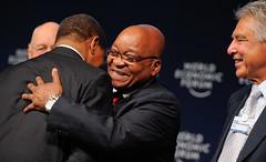Jacob Zuma and Jakaya Kikwete - Africa's Role ...